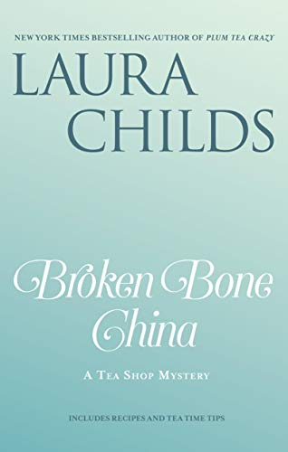 Shop Cookbook - Broken Bone China (A Tea Shop Mystery)