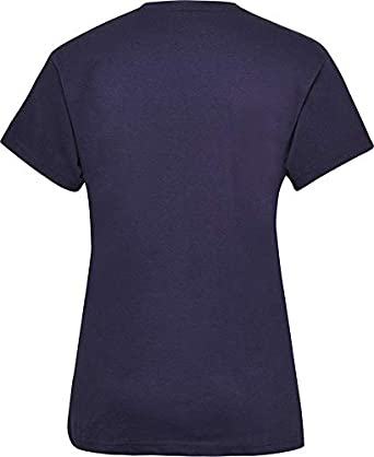 hummel Damen HMLGO Cotton Logo T-Shirt Woman S//S