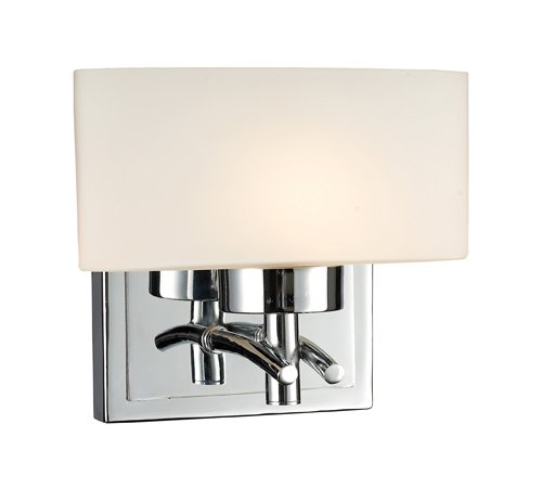 Elk 1 Light Vanity (Elk 17080/1 Eastbrook 1-Light Vanity In Polished Chrome)