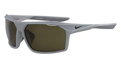 Sunglasses NIKE TRAVERSE E EV 1070 013 MATTE WOLF GREY/TERRAIN - Nike Sunglasses Prescription