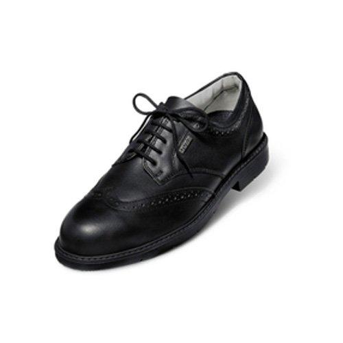 Uvex 9541.9–10ufficio Brogue shoe, S1, taglia 10, nero