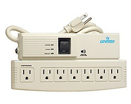 Review Leviton COMMERCIAL Surge Protector