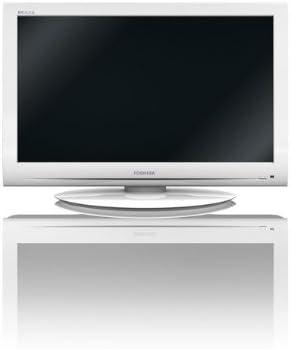 Toshiba 32 AV 834 G- Televisión HD, Pantalla LCD 32 pulgadas- Blanco: Amazon.es: Electrónica