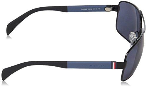 S Blu Noir Sonnenbrille Mtblack 1258 Tommy TH Hilfiger Grey qI1xX88wv