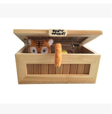 Poity Useless Box-Don't Touch Me! Leave Me Alone! Toy Gift ART