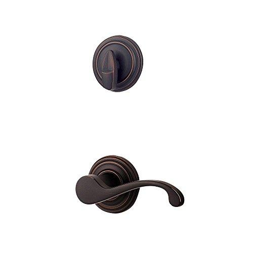 Kwikset 966CHL RH 11P Commonwealth Right Hand Single Cylinder Interior Pack, Venetian Bronze
