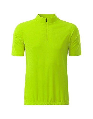 para de 2store24 brillante hombre Jersey ciclismo Jersey amarillo qC7ZdEZ