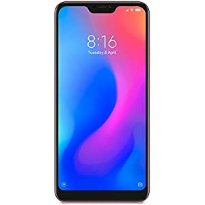 Xiaomi Redmi 6 Pro (Rose Gold, 4GB RAM, 64GB Storage)