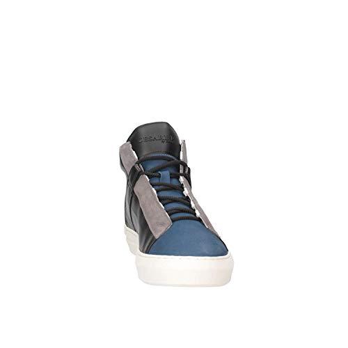 Nero By Pitbx4699mnc050 Paciotti Sneakers blu Uomo 42 Cesare P 1qw7gg