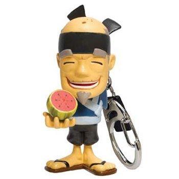 Amazon.com: Fruit Ninja Sensei Blade Fruit Keyring - Slice ...