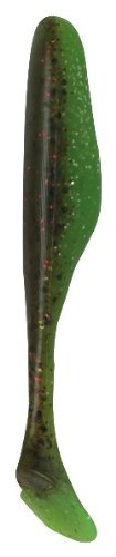 - Bass Assassin Saltwater Sea Shad-10 Per Bag (Cee Biscuit, 4-Inch)