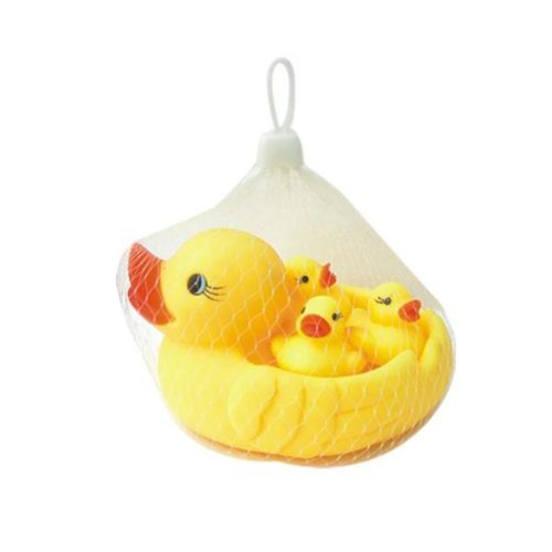 Rubber Duck - 3 Pack [90 Pieces] *** Product Description: Rubber Duck - 3 Pack. Comes In Assorted Sizes In 1 Set. These Rubber Duckies Make Squeaking Noises. Good For Infant And Small Kids To Play In Swimming Pool And Bath Tubs. 4Th Small Duck In ***
