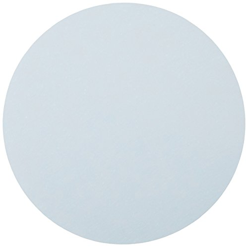 EMD Millipore Isopore TCTP04700 Polycarbonate Filter Membrane, Hydrophilic, 10µm Pore Size, 47mm Filter Diameter, White, Plain Surface (Pack of 100) by Millipore