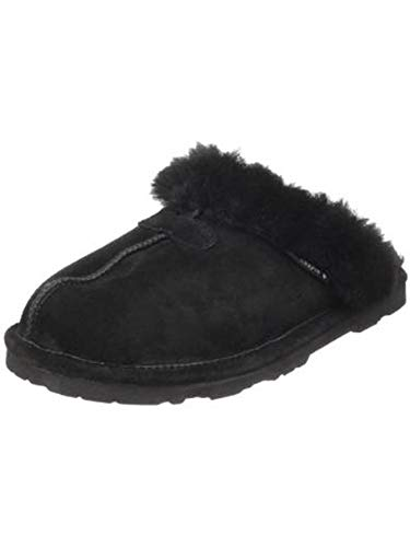 fa88b0c4e86db0 Editorial Pick Bearpaw Loki II Womens Suede Slipper Shoes