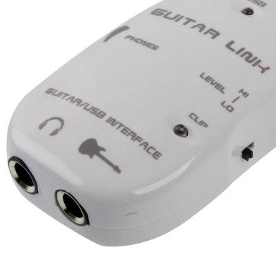 TechAffect - Grabador de musica de guitarra para PC 0214-U: Amazon.es: Electrónica
