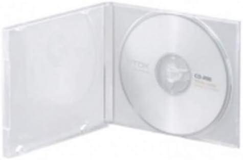 CAJAS PARA CD CADA SLIM PP () BLANCO 200 UNIDADES: Amazon.es ...