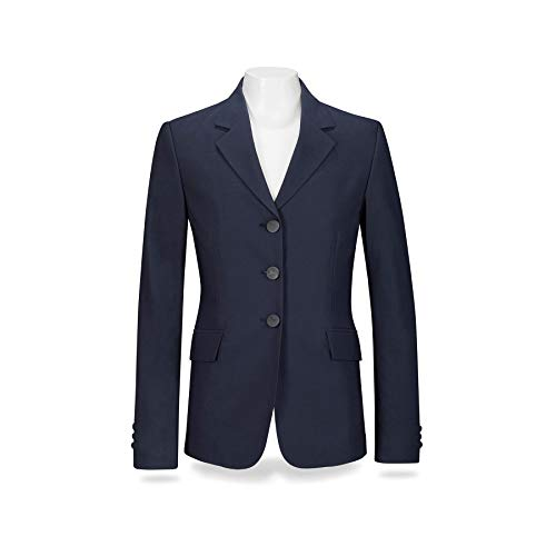 RJ Classics Child's Hailey II Hunt Coat (Navy, 18R)