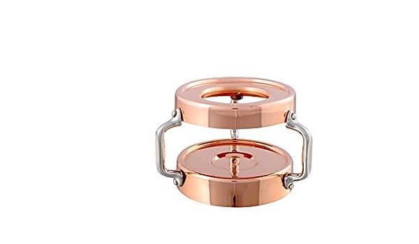 Mauviel 430112 - Hornillo para vela (12 cm): Amazon.es: Hogar