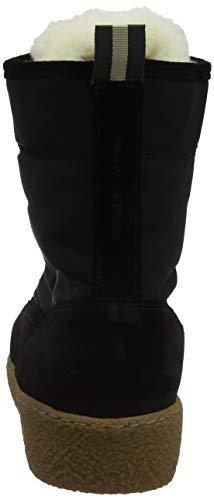 Neige Noir De Bottes 990 Femme Bootie Marc O'polo black Yw1qxIFF6