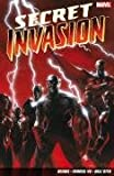 Front cover for the book Secret Invasion by Brian Michael Bendis