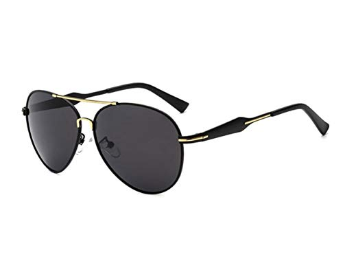 protectoras hombres Gafas Golden Moda sol para para Mujeres viajar de Eyewear conducir UV400 polarizadas gafas los Hombres de sol de gwR4OO
