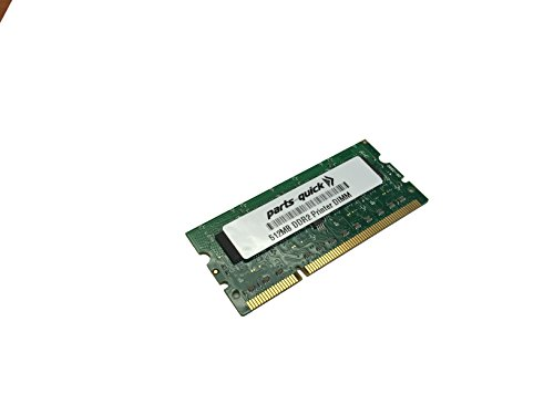 097S04269 512MB Memory for Xerox Phaser 6500, 6500N, 6500DN, 6600, 6600N, 6600DN Printer RAM (PARTS-QUICK BRAND) by parts-quick