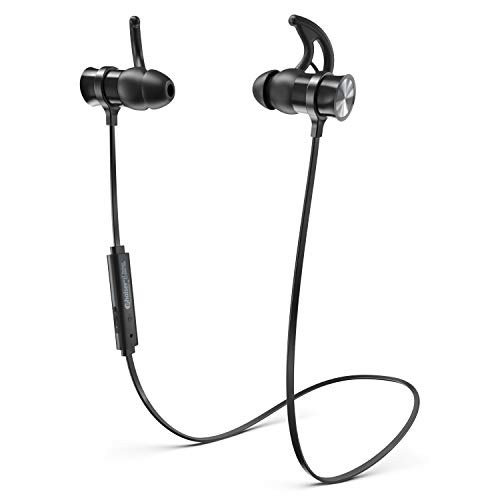 - Phaiser BHS-730 Bluetooth Headphones Headset Sport Earphones with Mic and Lifetime Sweatproof Guarantee - Wireless Earbuds for Running, Blackout