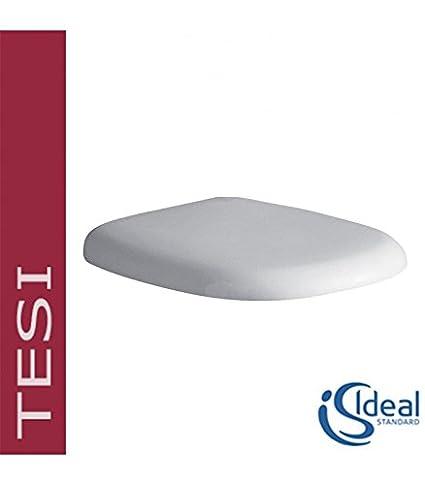 Sedile Tesi Ideal Standard Bianco Europa.Ideal Standard Tesi Classic Sedile Art T6630 Avvolgente Bianco