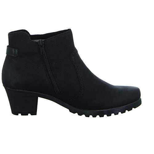 00 Boot Rieker Schwarz Y8089 black Ankle Women's q6q0wEI7