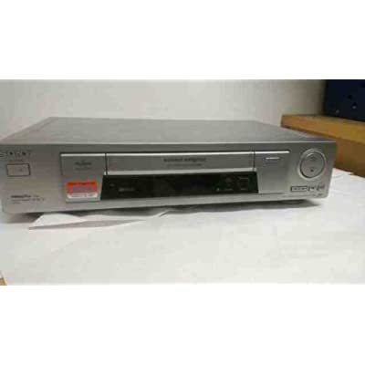 SONY SLV-SE700 VCR PLAYER