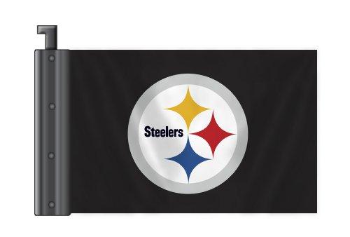 NFL Pittsburgh Steelers Antenna Flag