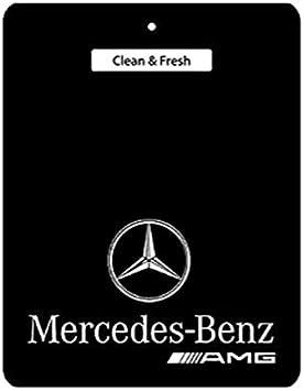 Amazon.es: CF Ambientador para Coche con Logo de Mercedes AMG