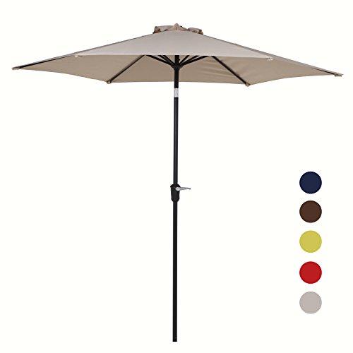 Southern Patio Offset Umbrella - 3