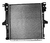 TYC 2308 Ford/Mercury 1-Row Plastic Aluminum Replacement Radiator