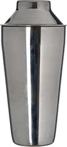 Carlisle 608600 Bar Essential Stainless Steel 18-8 Classic Cocktail Shaker, 30 oz. Capacity, 3-3/4 x 9-3/4'' (Case of 12) by Carlisle (Image #3)