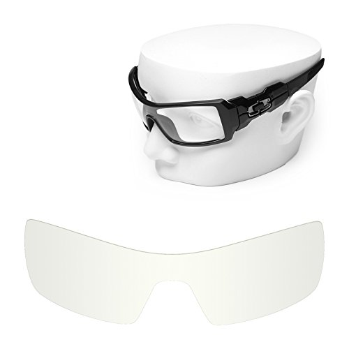 OOWLIT Replacement Sunglass Lenses for Oakley Oil Rig HD - Lenses Rig Oil