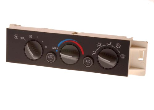 - ACDelco 15-72548 GM Original Equipment Heating and Air Conditioning Control Panel