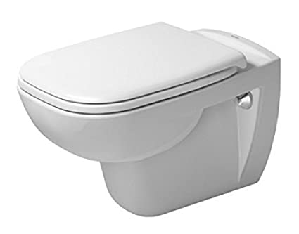 Duravit 25350900922 toilet wm 545mm d code white washdown model us