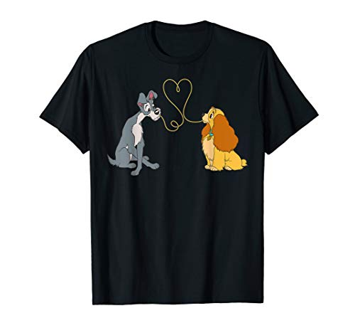 Disney Lady and The Tramp Bella Notte T-Shirt ()