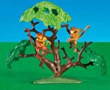 : Playmobil Tree with Spider Monkey