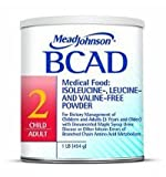 Mead Johnson Nutritionals 891501 BCAD 2 Powder Diet Metabolic 1lb Can 6/Ca