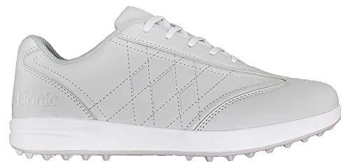 Etonic Golf Ladies G-SOK 2.0 Shoes Grey - Etonic G-sok Golf