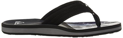 Pictures of Quiksilver Kids' Carver Print Youth Sandal AQBL100269 3