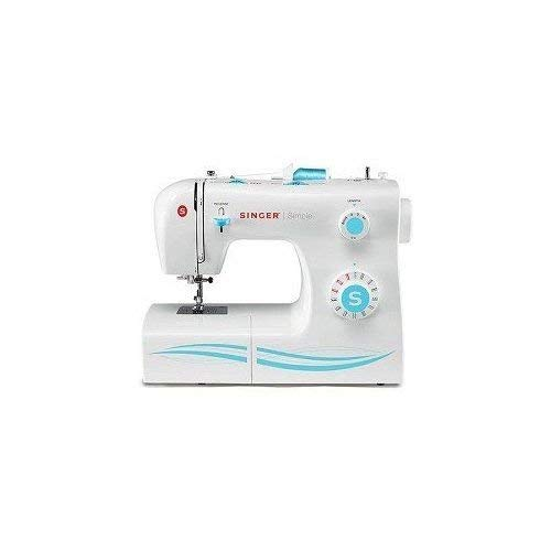 Singer Simple 2263 23-Stitch Sewing Machine, White (Certified Refurbished)