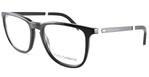 Dolce & Gabbana Basalto Collection Eyeglasses DG3216 1934 Matte Black 52 18 - Dolce Gabbana Buy