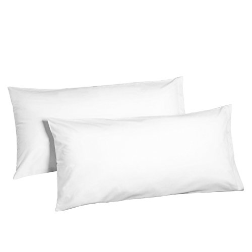 40 x 80 100/% Cotton Cushion Cover Pillow Case Pillowcase Cover
