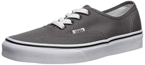 Vans U Authentic, Unisex Adults' Low-Top Trainers9 UK (43 EU), Gold - Gold (Pewter/Black), 8.5 UK