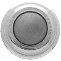 (Baldwin 4015260 General Hardware Polished Chrome Wall Stop Door Stop )