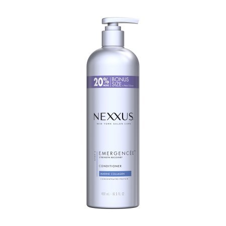 PACK OF 3 - Nexxus Emergencée for Weak and Damaged Hair Conditioner, 16.5 oz by Nexxus (Image #5)