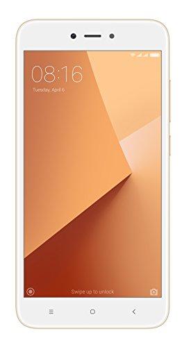 Renewed  Mi Redmi Y1 Lite Gold, 16 GB
